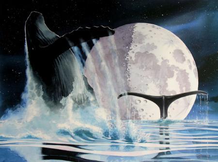 Humpback Moon